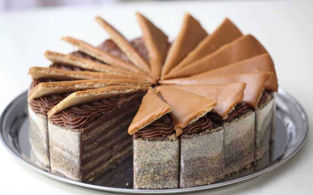 """A """"Dobos"""" torta története"""