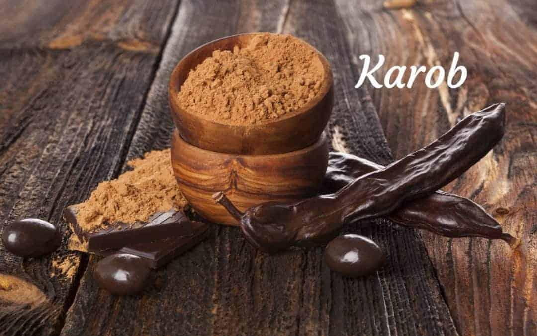 Karobpor – az arany étek