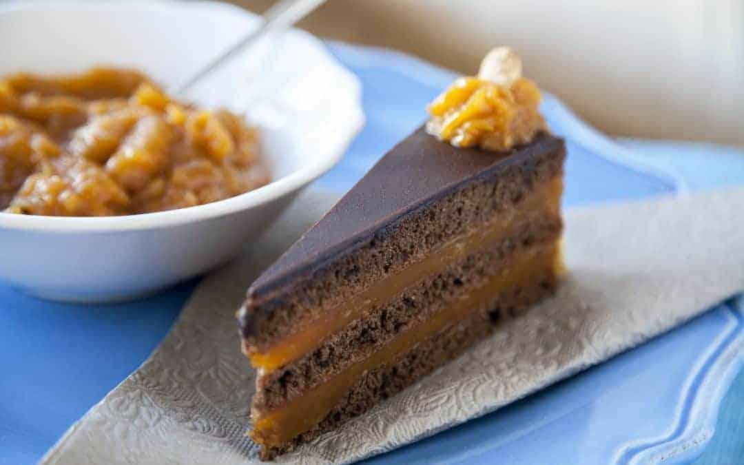 "A ""Sacher"" torta története"