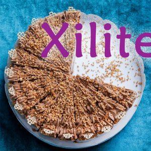 Xilites sütemény, édesség